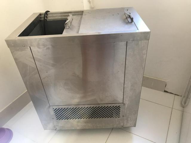 Meat Freezer e utensílios para lanchonete - Foto 2