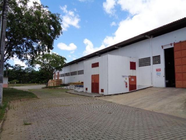 Galpões planta industrial em operação, indústria, cia sul, simões filho. - Foto 11