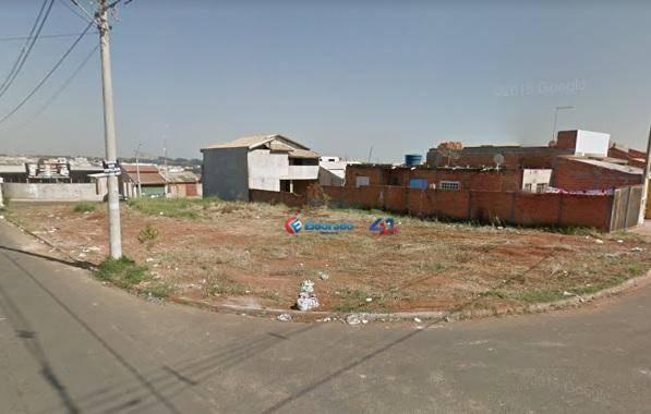 Terreno para alugar, 450 m² por R$ 1.200,00/mês - Jardim Nova Alvorada - Hortolândia/SP - Foto 4