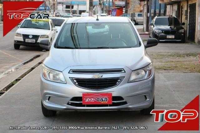 Chevrolet Onix 1.0 LT 14/15 é na Top Car! - Foto 2