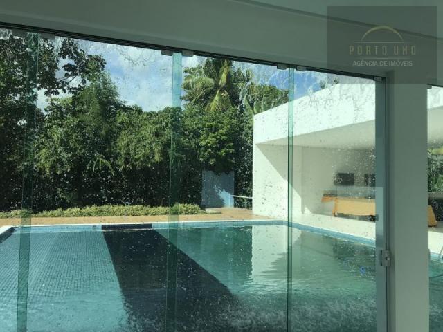 Casa em condomínio para venda em lauro de freitas, encontro das águas, 8 dormitórios, 8 su - Foto 5