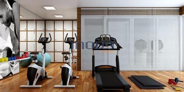 Apartamento à venda, 56 m² por R$ 302.683,73 - Jacarecanga - Fortaleza/CE - Foto 9