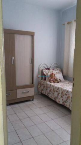 Casa com 2 dormitórios à venda, 80 m² por r$ 170.000,00 - jardim são bento - hortolândia/s - Foto 7