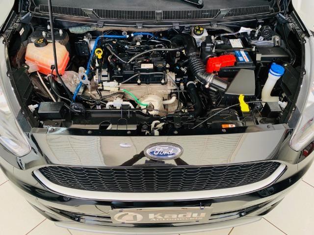 Ford/Ka 1.0 SE Trail 2018 completo único dono - Foto 8