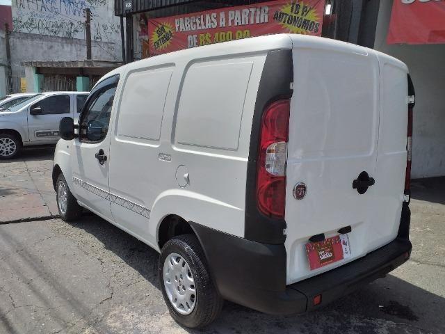 """Fiat Doblo 2015 com direção """"zero de entrada"""" - Foto 7"""