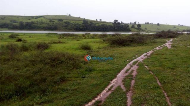 Rancho com 2 dormitórios à venda, 126 m² por R$ 175.000 - Residencial Floresta - Alfenas/M