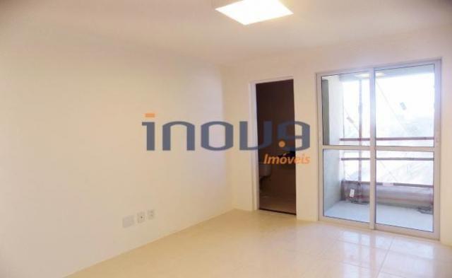 Apartamento com 3 dormitórios à venda, 78 m² por R$ 338.693,81 - Jacarecanga - Fortaleza/C - Foto 2