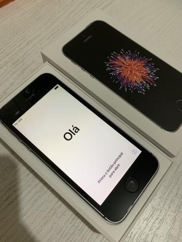 IPhone SE 128 GB - aceito cartão