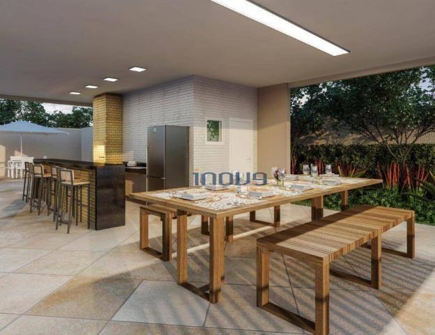 Apartamento com 2 dormitórios à venda, 44 m² por R$ 124.990,00 - Centro - Caucaia/CE - Foto 3