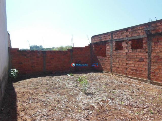 Casa à venda, 120 m² por r$ 250.000,00 - jardim terras de santo antônio - hortolândia/sp - Foto 7