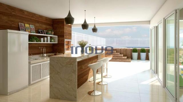 Apartamento à venda, 56 m² por R$ 302.683,73 - Jacarecanga - Fortaleza/CE - Foto 7