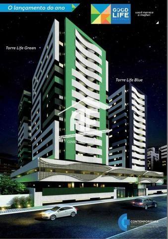 Condomínio Good Life - Apartamento com 2 quartos (1 suíte) - Excelente forma de pagamento