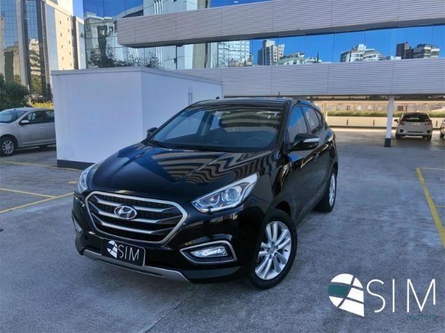 Hyundai Ix 35 GLS Flex 2.0 Automática 6 Marchas - 2017