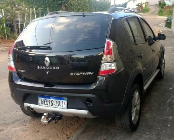 Sandero Stepway 1.6 automático - carro de procedencia!! - Foto 4