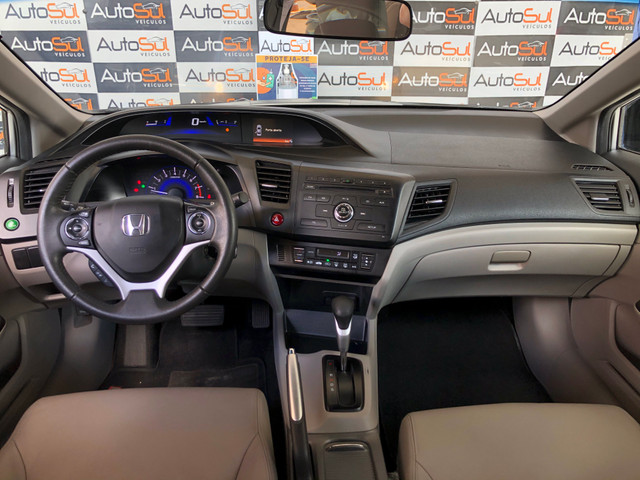 Civic LXR automático 2015 - Foto 9