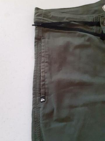 Bermuda Short Quiksilver Algodão com bolsos - Foto 5