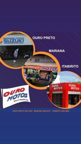 Suzuki/Haojue Dk150cbs completa - Foto 5