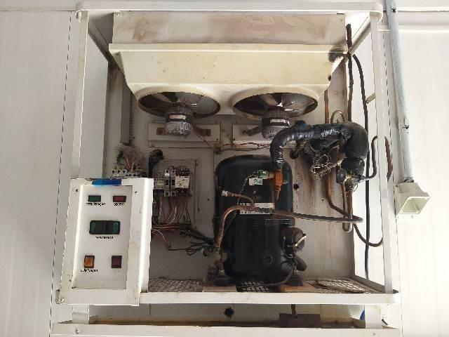 Unidade de Refrigeração plugin 2.5hp