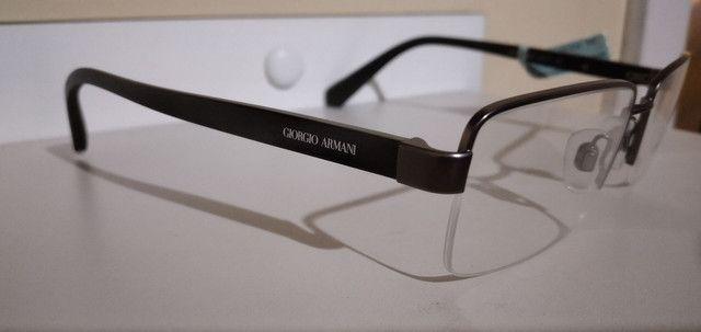Armacao óculos  Giorgio Armani - Foto 3