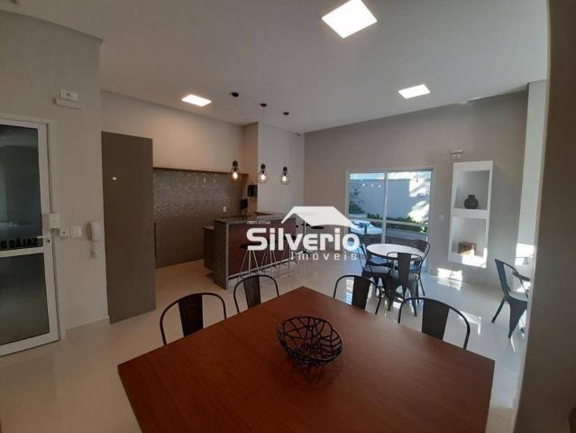 Apartamento com 2 dormitórios à venda, 69 m² por R$ 322.000,00 - Jardim Vale do Sol - São  - Foto 20