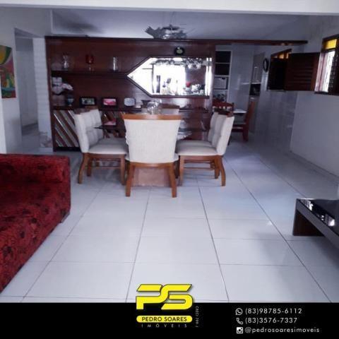 Casa com 3 dormitórios para alugar, 420 m² por R$ 8.000/mês - Tambaú - João Pessoa/PB - Foto 2