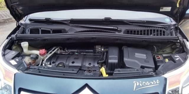 CITROEN C3 PICASSO GLX 1.6 16V Azul 2011/2012 - Foto 12