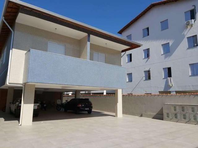 Casa pronta para morar - 2 quartos - no bairro Vila Sônia - Praia Grande, SP