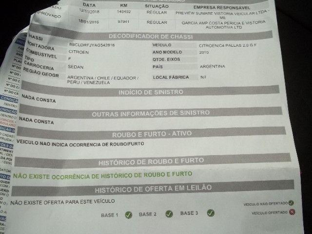 C4 2.0 Flex 2010 O Mais Barato Do Brasil Bom Estado Mecanica Otima Doc Tudo Pago 2020 - Foto 17