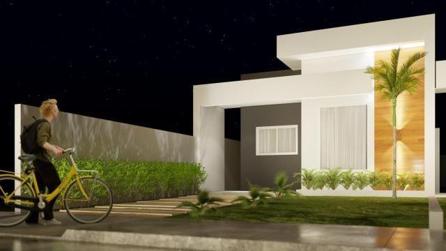 Casa para Venda em Várzea Grande, Glória I, 2 dormitórios, 1 suíte, 2 vagas - Foto 2