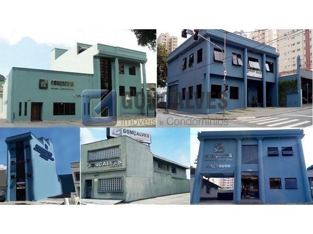 Apartamento à venda com 1 dormitórios em Centro, Sao bernardo do campo cod:1030-1-40003 - Foto 2