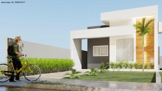 Casa para Venda em Várzea Grande, Glória I, 2 dormitórios, 1 suíte, 2 vagas - Foto 3