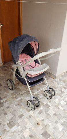 Carrinho de Bebê Galzerano Unissex - Foto 5