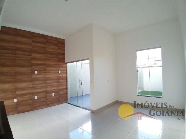 Casa para venda com 3 quartos em Residencial Alice Barbosa - Goiânia - GO - Foto 3