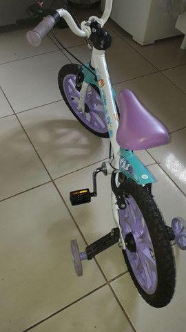 Bicicleta  da frouzen