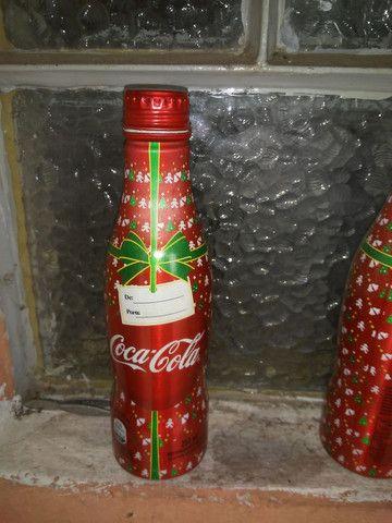 Garrafa coca cola série especial - Foto 5