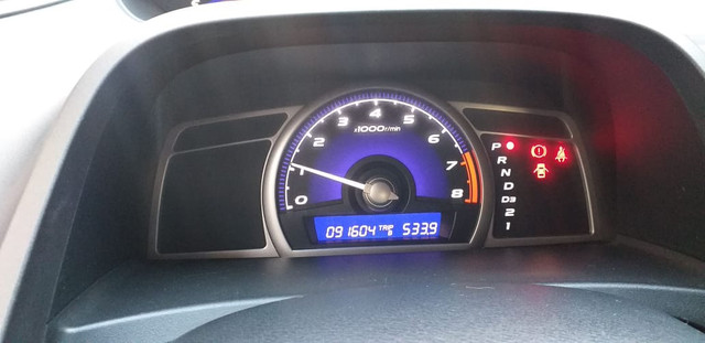 Vendo Honda Civic. 2008 wats * - Foto 6