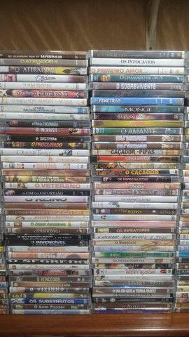Vendo novecentos DVD's de Filmes e Shows - PREÇO R$ 600,00 - Foto 4