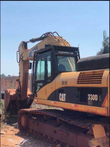 *Escavadeira Cat, Modelo 320D, ano 2011, com 9 mil horas - Foto 2