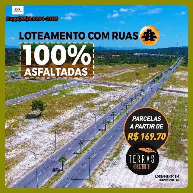 Terras Horizonte Loteamento (Ligue já). - Foto 12