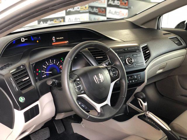 Civic LXR automático 2015 - Foto 4