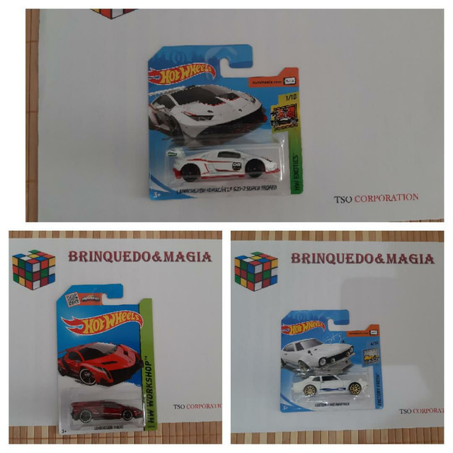 Miniaturas Hot Wheels  - Foto 4