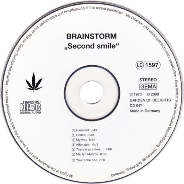 Brainstorm - Second Smile - Foto 5
