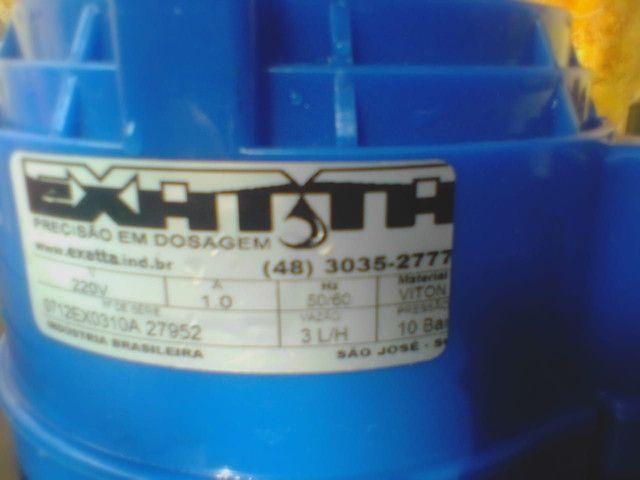 Dosador de cloro exatta - Foto 4