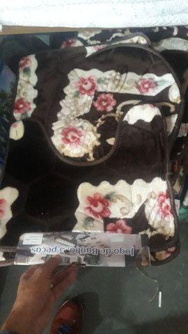Kit de tapetes para banheiro  - Foto 2