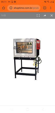 Vendo forno mais armario de pao semi novos  - Foto 2