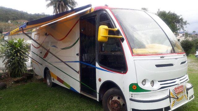 Micro onibus motor casa 2002 - Foto 4