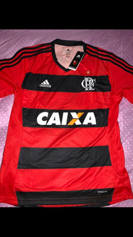 camisa do flamengo tamanho g original - Foto 2