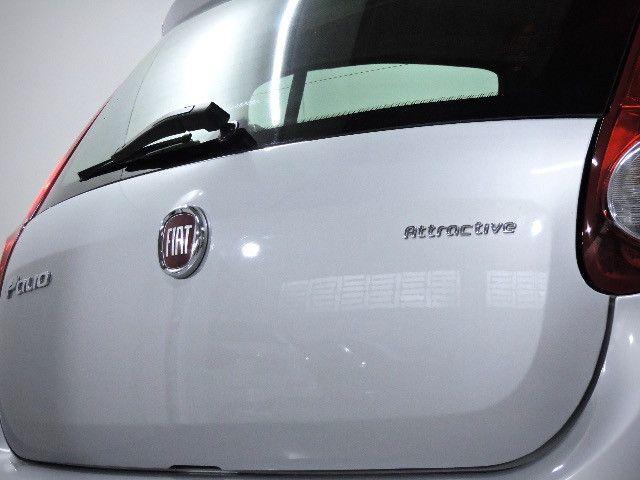 Fiat Palio Attractive 1.0 2016 - Impecável - Foto 10