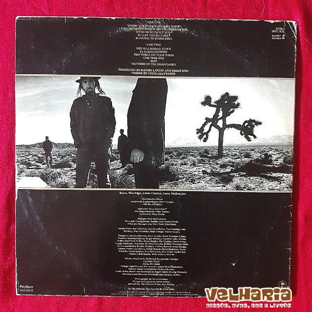 U2 - The Joshua Tree (LP) - Foto 2
