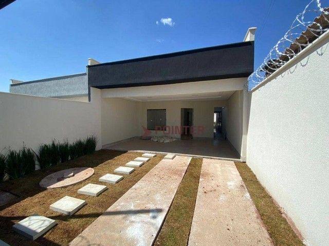 Casa com 3 dormitórios à venda, 146 m² por R$ 550.000,00 - Jardim Presidente - Goiânia/GO - Foto 3